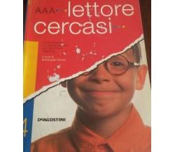 AAA LETTORE CERCASI - Mariangela Ferrara,  1997-  Deagostini  - C