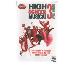 AA.VV. HIGH SCHOOL MUSICAL 3 Senior Year Disney Libri 2008