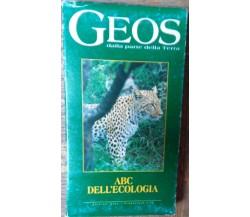ABC dell'Ecologia - Edizioni Ecos - VHS - R