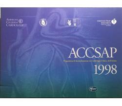 ACCSAP 1998 di American Heart Association,  1998,  Pfizer