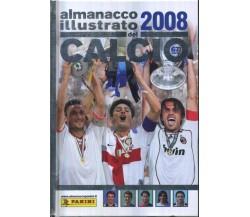 ALMANACCO ILLUSTRATO DEL CALCIO 2008 -- PANINI - 2008