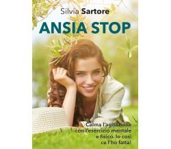 ANSIA STOP Calma l'agitazione con l'esercizio mentale e fisico.   -ER