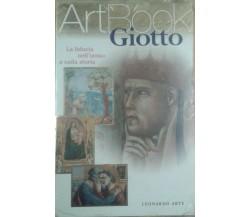 ARTBOOK GIOTTO - MONICA GIRARDI - LEONARDO ARTE - 1999 - M