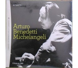 ARTURO BENEDETTI MICHELANGELI Musica Classica Ritratti N°25 CD Musicale