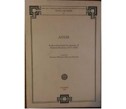 AZHAR Studi arabo-islamici in memoria - Umberto Rizzitano (1913-1980) Palermo