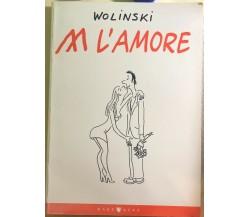 Abbasso l'amore di Georges Wolinski,  2002,  Mare Nero