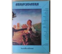 Abracadabra La strega tra mito, storia e fantasia popolare - Bertello, 1995 - L