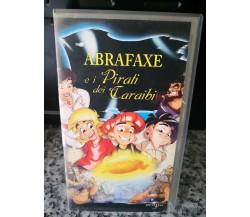 Abrafaxe-e-i-pirati-dei-Caraibi - vhs - 2002 - Universal -F