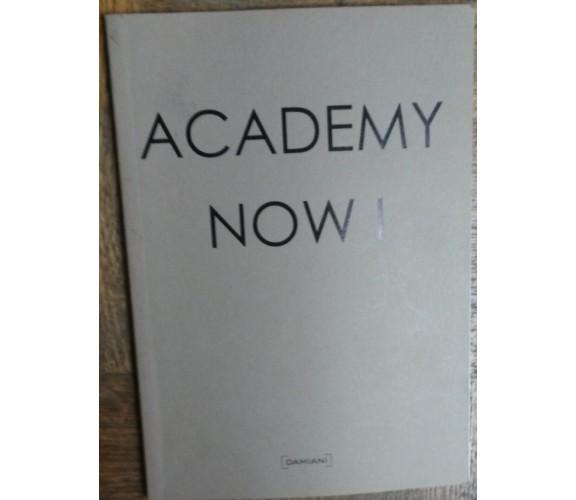 Academy Now I  - AA.VV. - Damiani - R