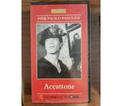 Accattone - P. Paolo Pasolini - Video club luce - 1961 - VHS - AR