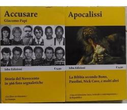 Accusare storia del Novecento in 366 foto segnaletiche - Apocalissi Ventidue mod