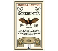 Acheruntia di Andrea Sartori,  2021,  Indipendently Published