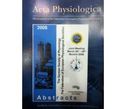Acta Physiologica - Aa.vv. - 2006 - Lmu - lo