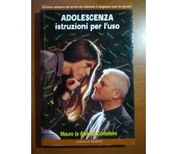 Adolescenza - Mauro e Alessio Cortelloni - Sigem - 1998 - M