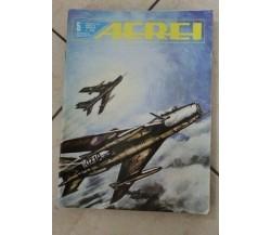 Aerei - rivista maggio 1976 - ER