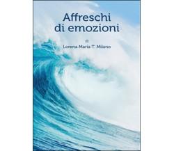 Affreschi di emozioni di Lorena M. Milano,  2015,  Youcanprint