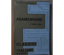 Agamennone - Alfieri - R.A.D.A.R.,1967 - R