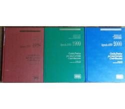 Agenda Aniv 1998,1999,2000 - AA.VV. - Editrice Aniv - R