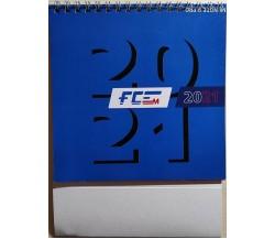 Agenda FCE 2021 Ferrovia Circumetnea