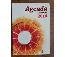 Agenda Shalom 2014 - AA. VV. - Shalom - 2014 - AR