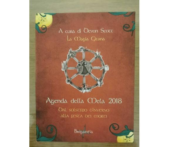 Agenda della Mela 2018 - O. Scocc - Brigantia - 2017 - AR