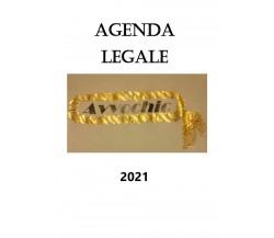 Agenda legale di Agostino La Rana,  2020,  Youcanprint