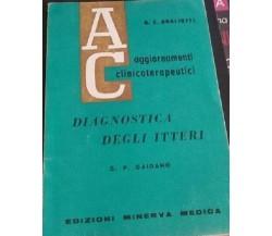 Aggiornamenti clinicoterapeutici - G.c Dogliotti,  1963,  G.p Gaidano - C
