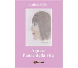 Agnese di Letizia Rillo,  2016,  Youcanprint