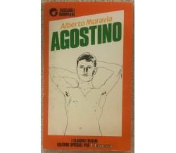 Agostino di Alberto Moravia,  1988,  Bompiani