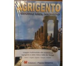 Agrigento, tesoro del mondo. Ediz. multilingue. Con CD-ROM