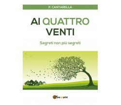 Ai quattro venti di P. Cantarella,  2017,  Youcanprint