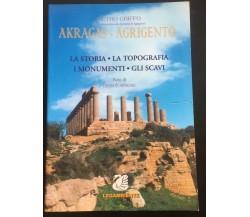 Akragas - Agrigento - Pietro Griffo,  Legambiente - P
