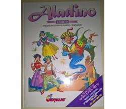 Aladino a fumetti. Il Giornalino - Gelardini, Gavioli - 1996, San Paolo - L
