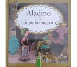 Aladino e la lampada magica -Aa.vv. (illustrazioni Di Francesc Rovira),  2014