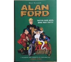 Alan Ford di Max Bunker, 2005, La Repubblica