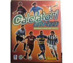Album Calciatori Panin 2001-2002 NON completo di Aa.vv.,  2001,  Panini