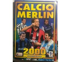 Album Calcio Merlin 2000 NON completo di Aa.vv.,  2000,  Merlin Collections