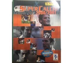 Album Supercalcio 2000-2001 NON completo di Aa.vv.,  2000,  Panini