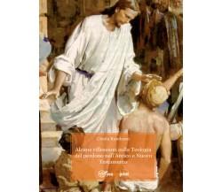 Alcune riflessioni sulla teologia del perdono nell'Antico e Nuovo Testamento di
