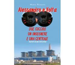 Alessandro e Volta. Due cuccioli, un ingegnere e una centrale di Mario Romano,
