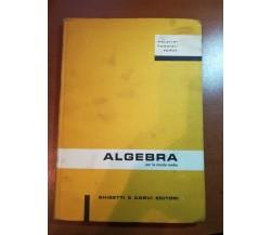 Algebra - Palatini , Faggioli , Verga - Ghisetti e Corvi - 1965   - M