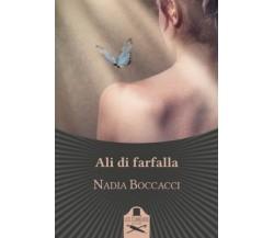 Ali di farfalla di Nadia Boccacci ,  Flaneurs
