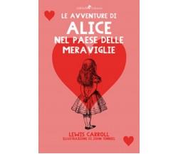 Alice nel paese delle meraviglie - Lewis Carroll, J. Tenniel,  2019