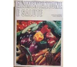 Alimentazione e salute di Gerber-Lippolis, 1977, Edizioni Adv