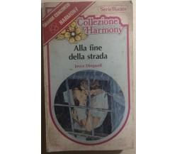 Alla fine della strada di Joyce Dingwell,  1983,  Edizioni Harlequin Mondadori