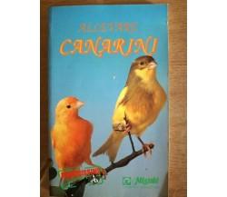 Allevare canarini - L. Bedetti - Mistial - 1992 - AR