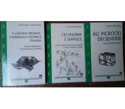 All'incrocio dei sentieri;L'economia è semplice;Il lontano presente-AA.VV.-EMI-R