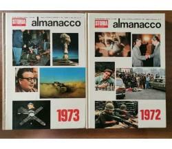 Almanacco Storia Illustrata 1972-1973 - Mondadori - AR