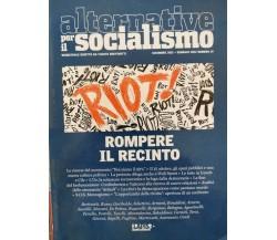 Alternative per il socialismo (bimestrale, dicembre 2011)  - ER