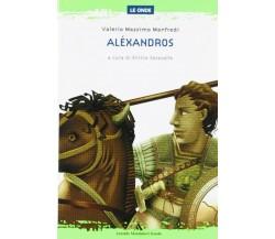 Aléxandros di Valerio Manfredi, 2000, Mondadori
